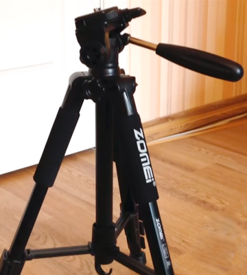 Review of ZOMEi Q111 Lightweight Tripod with Carry Case