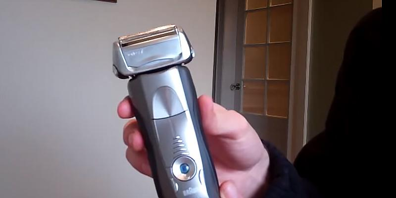 Review of Braun 790cc-4 Electric Foil Shaver
