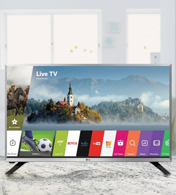 Review of LG 32LJ550M 32-Inch 720p with WebOS 3.5 Smart LED TV