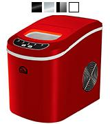 iGloo ICE102-Red Compact Ice Maker