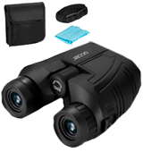 Occer (888635) Compact Binoculars with Low Light Night Vision