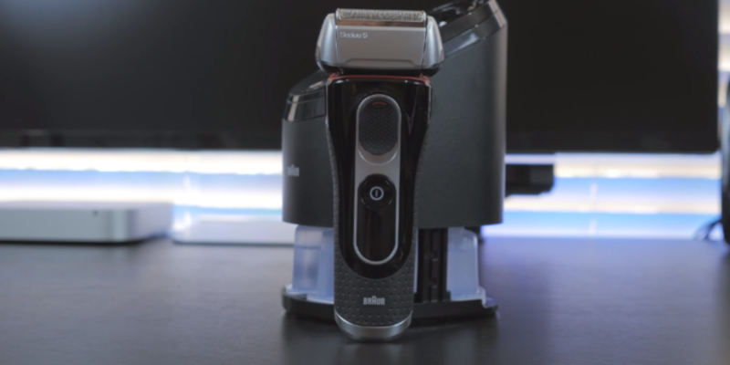 Review of Braun 5190cc Series 5 Men's Electric Foil Shaver