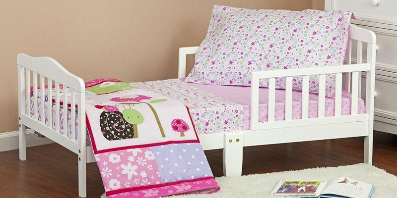 Dream On Me Classic Toddler Bed application