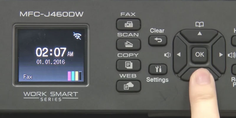 Review of Brother MFCJ460DW Wireless Color Inkjet Printer