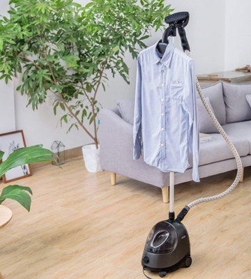 Review of Aicok GS20-DJ Garment Steamer