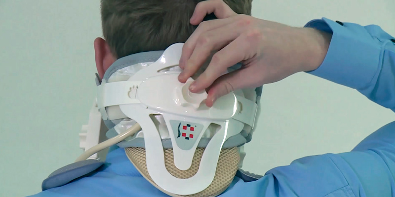 Detailed review of Remedy For Life Adjustable Neck Traction Device Cervical Collar & Decompression Brace