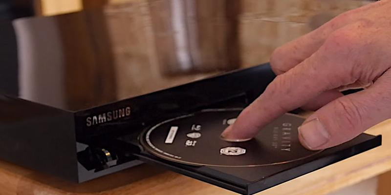 Review of Samsung Smart Blu-Ray DVD Player