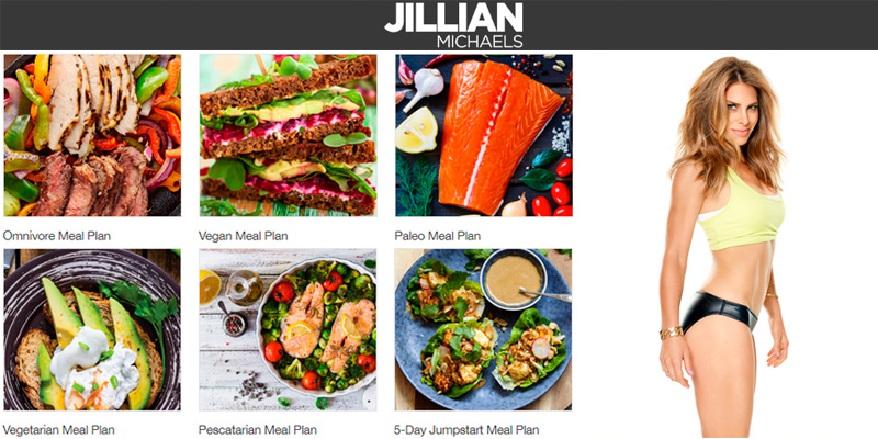 Jillian Michaels Weight Program in the use