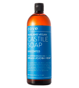 Cove Argan, Hemp, Jojoba Oils Castile Soap