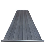 SolarPoolSupply 4'x12', 2 Header Solar Pool Heater