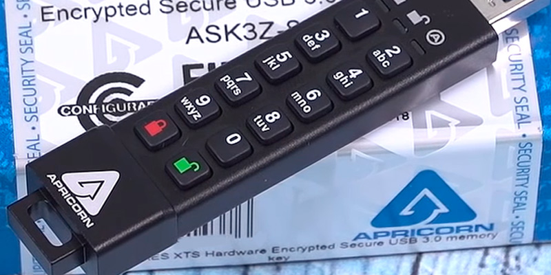 Apricorn ASK3Z-8GB Aegis Secure Key application