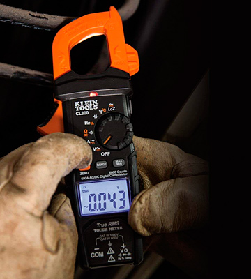 Review of Klein Tools CL800 Digital Clamp Meter