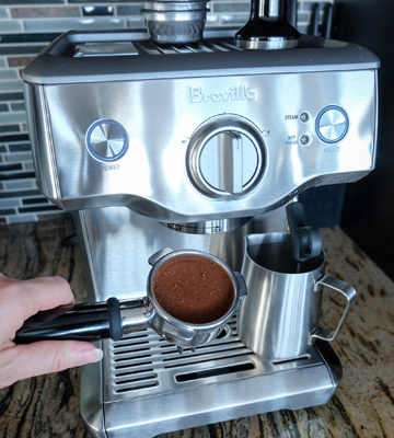 Review of Breville BES810BSS Duo Temp Pro Espresso Machine