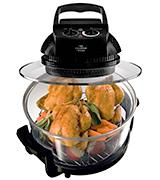 Sharper Image 8217 Super Wave Oven Halogen