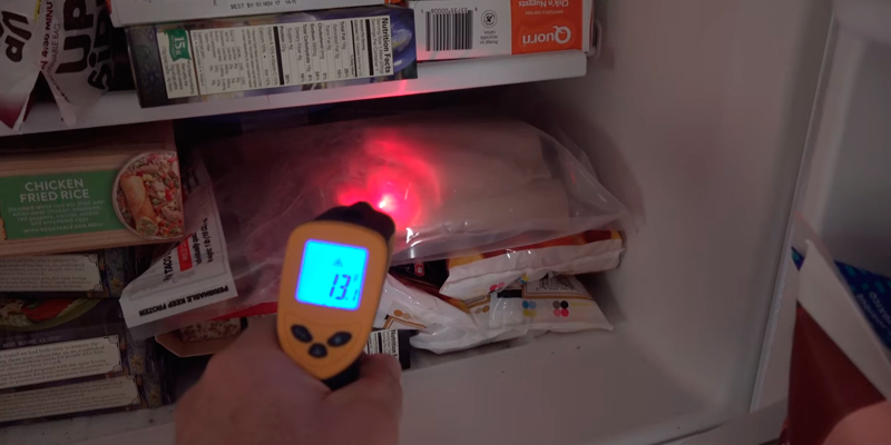 Detailed review of Etekcity Lasergrip 774 Non-contact Digital Infrared Thermometer