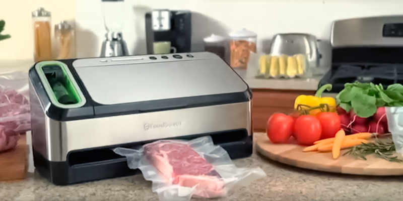 Review of FoodSaver V4840