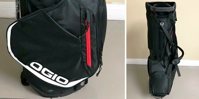 OGIO SHADOW Fuse 304 Golf Stand Bag in the use