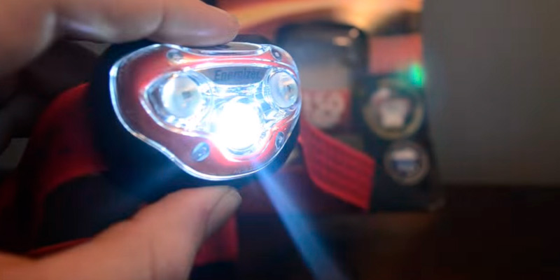 Review of Energizer LED Flashlight Headlamp