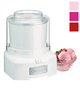 Cuisinart ICE-21 1.5 Quart White