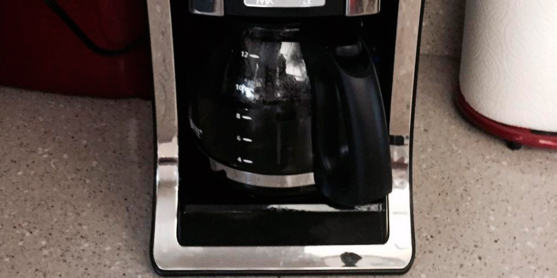 Detailed review of Mr. Coffee BVMC-SJX33GT Programmable Coffeemaker