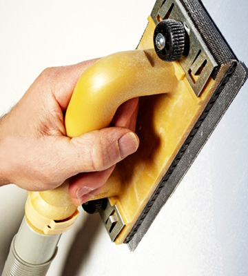 Review of Hyde Tools Drywall Vacuum Hand Sander