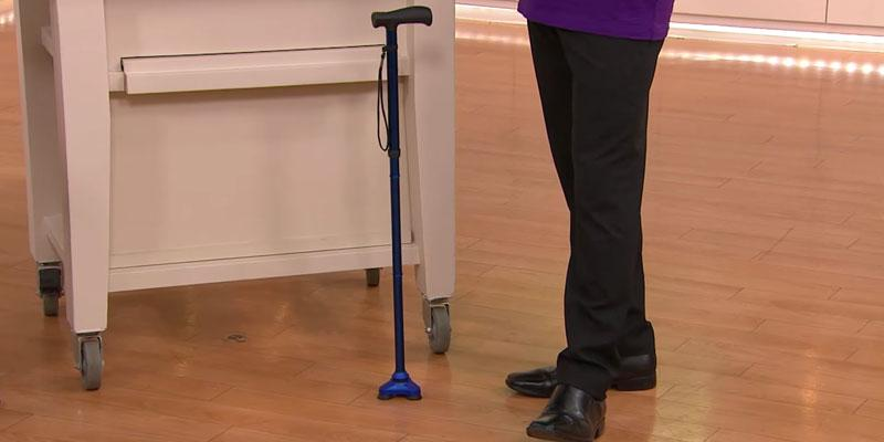 Review of HurryCane Walking Cane