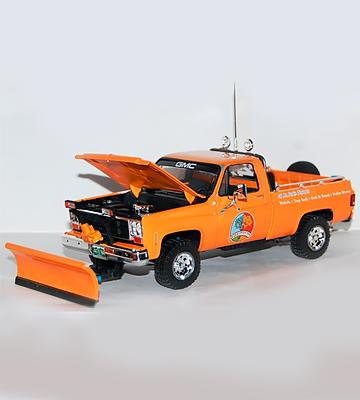 Review of Revell GMC Pickup 85-7222