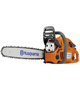 Husqvarna 455 Gas-Powered Chain Saw