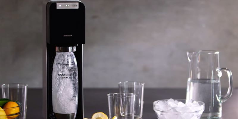 Review of SodaStream Power Soda Maker