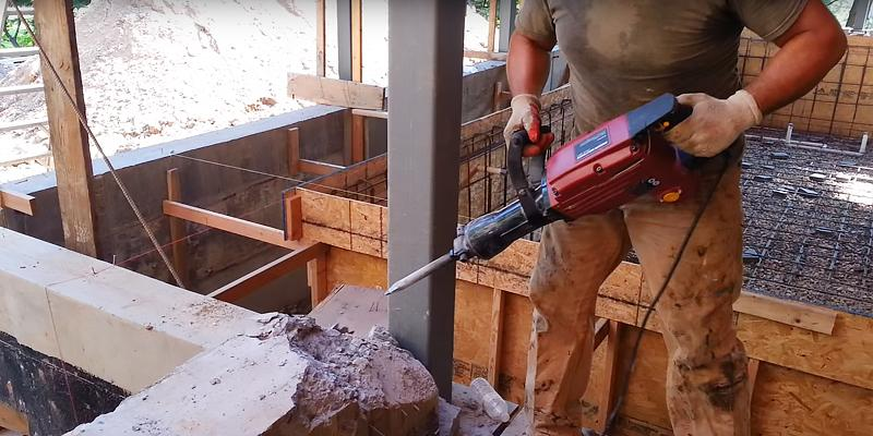 Review of XtremepowerUS Heavy Duty Electric Demolition Hammer