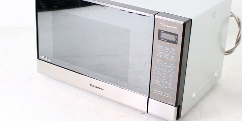 Panasonic NN-SN686S Countertop/Built-In Microwave in the use