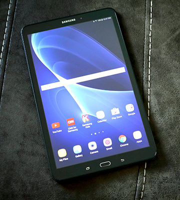 Review of Samsung Galaxy Tab A SM-T580NZKAXAR Tablet