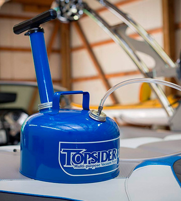 Review of Air Power America Topsider (5060) Multi-Purpose Fluid Removing System