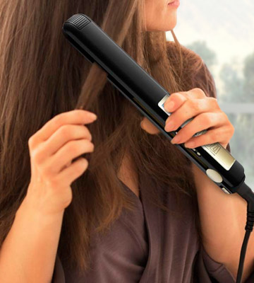 Review of KIPOZI K-137 Matte Black Professional Flat Iron