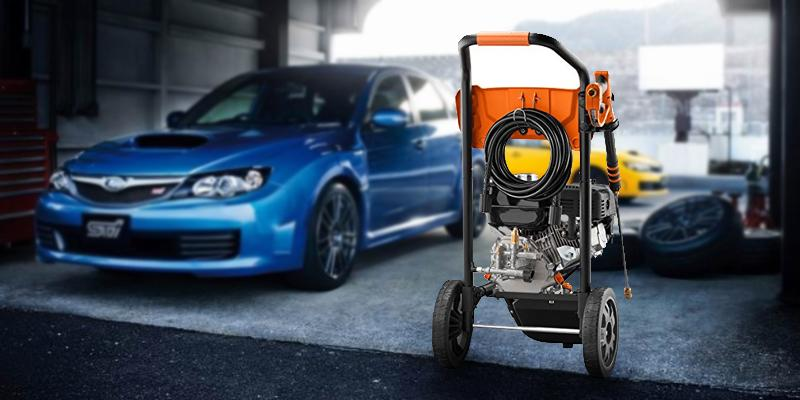 Review of Generac 6922 Gas Powered Pressure Washer