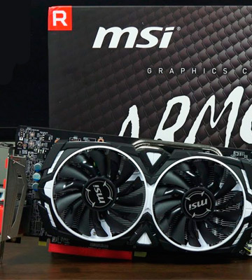 Review of MSI RX580 ARMOR 8G OC Graphic Card
