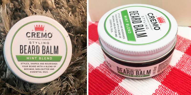 Review of Cremo 853382004162 Mint Beard Balm