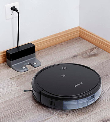Review of Ecovacs DEEBOT 500 Robotic Vacuum Cleaner
