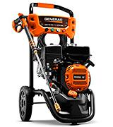 Generac 6921 Gas Powered Pressure Washer