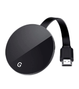 GOSMOO WiFi Wireless Display Dongle 1080P Mini Receiver Sharing HD Video from Chromecast Tv