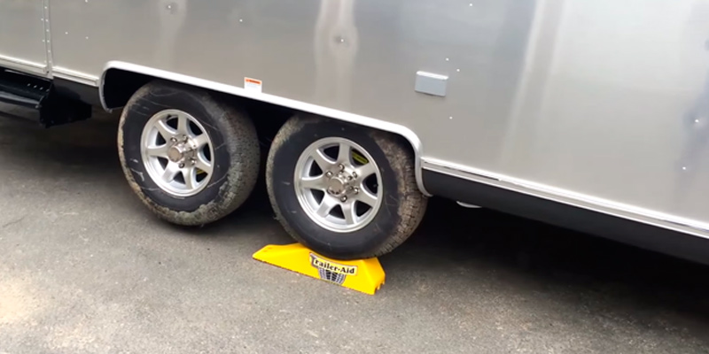Review of Trailer Aid 22 Tandem Tire Changing Ramps (15,000lb. GVW Capacity)