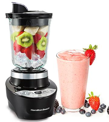 Review of Hamilton Beach 56206 Smoothie Smart Blender