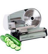 ARKSEN Electric Deli Meat Slicer