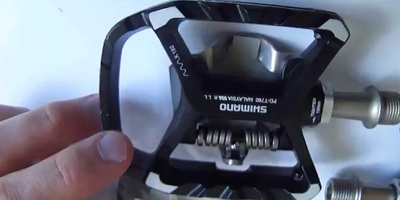 Review of Shimano PD-T780 SPD Clipless Pedals