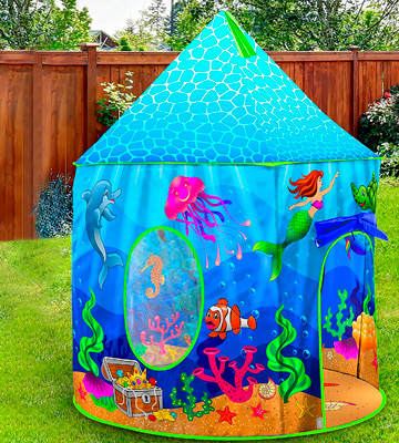 Review of USA Toyz Mermaid Kids Tent
