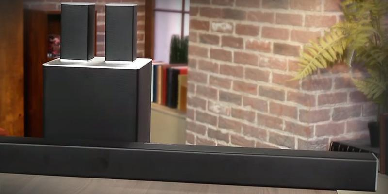 Review of VIZIO SB3851-C0 Sound Bar with Wireless Subwoofer