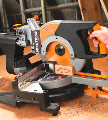 Review of Evolution Power Tools RAGE255-TCT Multi-Purpose Cutting Blade