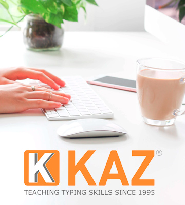 Review of KAZ Typing Tutor Teaching the World to Type