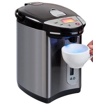 Review of Secura S3U-40LCD Electric Water Boiler and Warmer