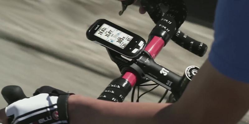 Detailed review of Garmin Edge 1000 Touchscreen GPS